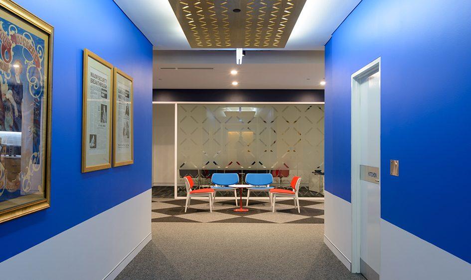 interior design quattrois quattro kylie grimwood united voice office autralia