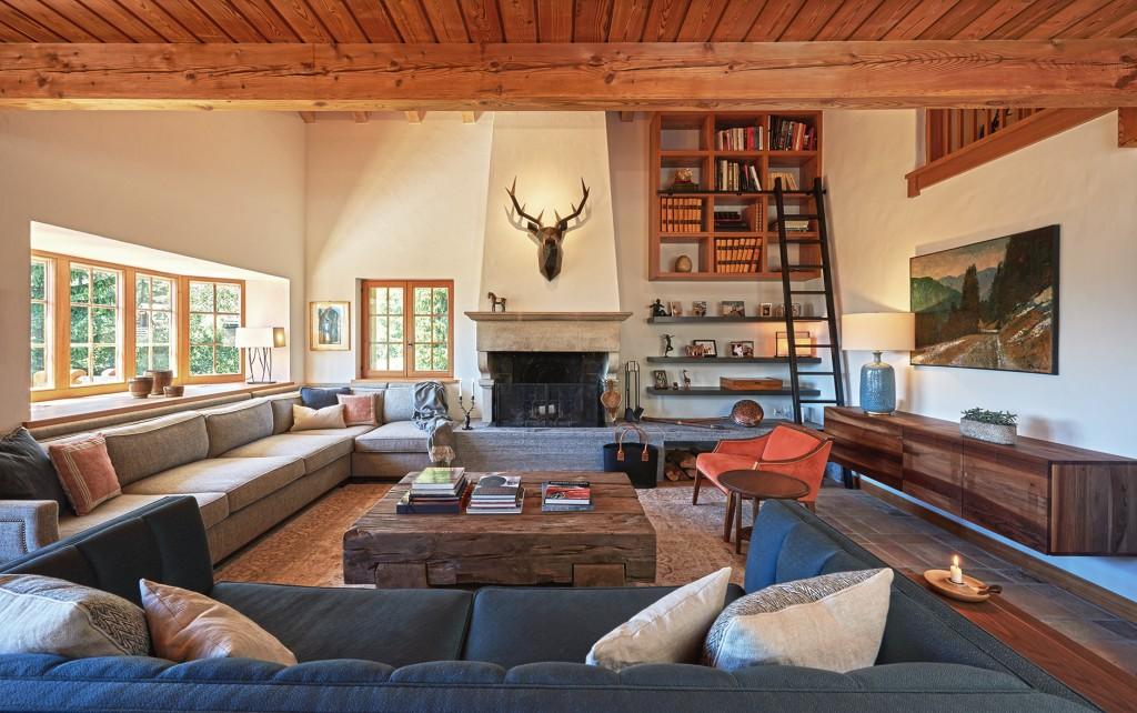 interior design interior architecture verbier private chalet kylie grimwood quattrois quattro design zermatt