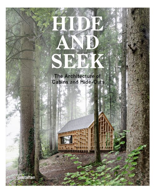 Hide and Seek book cover GESTALTEN - INSPIRATIONAL BOOKS TO COZY UP WITH