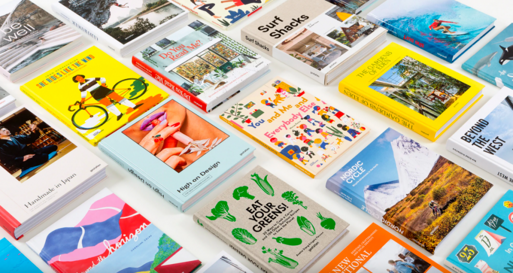 GESTALTEN - INSPIRATIONAL BOOKS TO COZY UP WITH