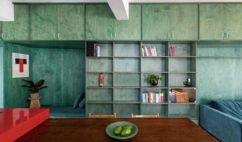wallpaper interior design blog colourful home